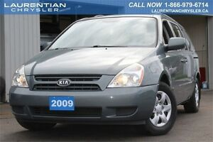 2009 Kia Sedona LX-AS TRADED-ONE OWNER+ACCIDENT FREE