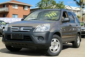 2006 Honda CR-V RD MY2006 4WD Gold 5 Speed Manual Wagon Greenslopes Brisbane South West Preview