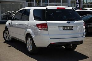 2011 Ford Territory SZ TX Seq Sport Shift White 6 Speed Sports Automatic Wagon Kings Park Blacktown Area Preview