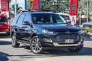 2016 Ford Territory SZ MkII Titanium Seq Sport Shift Black 6 Speed Sports Automatic Wagon