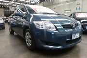 2007 Toyota Corolla ZRE152R Ascent 4 Speed Automatic Hatchback Mordialloc Kingston Area Preview