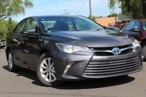 2015 Toyota Camry AVV50R Hybrid H Grey Continuous Variable Sedan Belmore Canterbury Area Preview