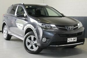 2012 Toyota RAV4 ALA49R GXL AWD Grey 6 Speed Sports Automatic Wagon Hillcrest Port Adelaide Area Preview