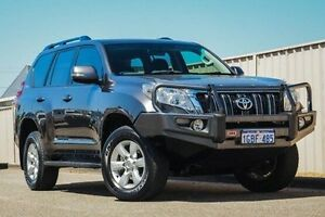 2014 Toyota Landcruiser Prado KDJ150R MY14 GXL Grey 5 Speed Sports Automatic Wagon Pearsall Wanneroo Area Preview