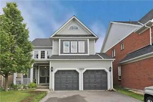 Ror RENT Stunning 4 BDRM Detached house in north Oshawa  $1980