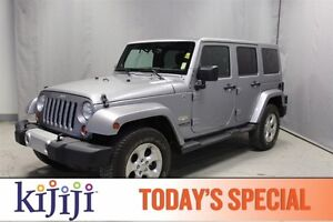 2013 Jeep Wrangler Unlimited 4WD UNLIMITED SAHARA Navigation (GP