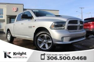 2015 Ram 1500 Sport - After Market Remote Start - Heated Cloth S