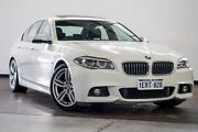 2015 BMW 528i F10 LCI M Sport Steptronic White 8 Speed Sports Automatic Sedan Myaree Melville Area Preview
