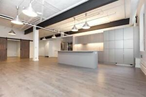 Large 3 Bedroom LOFT - In-Suite Laundry - OPEN HOUSE SATURDAY!