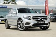 2016 Mercedes-Benz GLC250 X253 807MY 9G-TRONIC 4MATIC Silver 9 Speed Sports Automatic Wagon Baulkham Hills The Hills District Preview