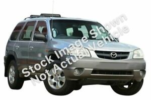 2005 Mazda Tribute Classic Silver 4 Speed Automatic 4x4 Wagon Werribee Wyndham Area Preview