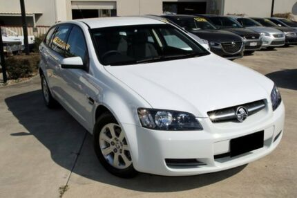 2008 Holden Commodore VE MY09 Omega Sportwagon 4 Speed Automatic Wagon