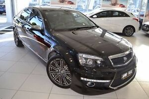 2015 Holden Special Vehicles Grange GEN-F2 MY16 Black 6 Speed Sports Automatic Sedan Mill Park Whittlesea Area Preview