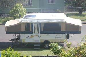 2010 Jayco Swan Outback Stafford Brisbane North West Preview