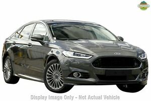 2017 Ford Mondeo MD Titanium Tdci Moondust Silver 6 Speed Automatic Hatchback Osborne Park Stirling Area Preview