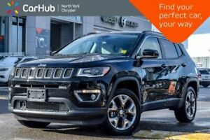 2019 Jeep Compass Limited AWD|BeatsAudio,Adv.Safety,Prem.Lightin