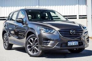 2016 Mazda CX-5 AKERA SKYACTIV-DRIVE I-ACTIV AWD KE1022 Bronze Sports Automatic Wagon