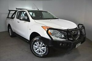 2011 Mazda BT-50 UP0YF1 XTR Freestyle White 6 Speed Manual Utility Mount Gambier Grant Area Preview
