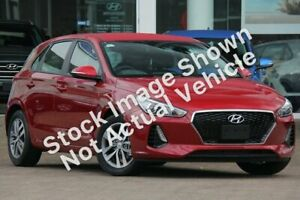 2018 Hyundai i30 PD MY18 Active Red 6 Speed Sports Automatic Hatchback Morley Bayswater Area Preview