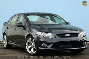 2011 Ford Falcon FG XR6 Turbo Grey 6 Speed Sports Automatic Sedan Mount Gravatt Brisbane South East Preview