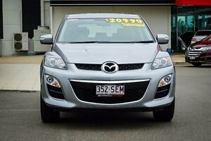 2011 Mazda CX-7 ER1032 Classic Activematic Sports Silver 6 Speed Sports Automatic Wagon Garbutt Townsville City Preview