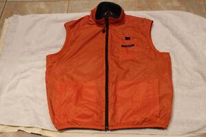 Polo Ralph Lauren Vest w/ fleece inner SIZE XL