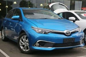 2016 Toyota Corolla ZRE182R Ascent Sport S-CVT Blue Gem 7 Speed Constant Variable Hatchback Mill Park Whittlesea Area Preview