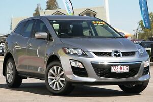 2011 Mazda CX-7 ER10L2 Classic Activematic Silver 5 Speed Sports Automatic Wagon Chermside Brisbane North East Preview