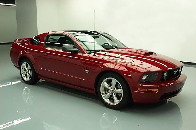 top 5 features of the 2009 mustang ebay. Black Bedroom Furniture Sets. Home Design Ideas