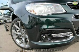 2013 Holden Commodore VF MY14 SS V Green 6 Speed Sports Automatic Sedan Wilson Canning Area Preview