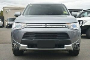 2014 Mitsubishi Outlander ZJ MY14.5 PHEV Grey 1 Speed Automatic Wagon Hillcrest Port Adelaide Area Preview