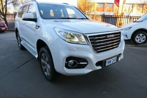 2019 Haval H9 MY18 Ultra White Silk 8 Speed Automatic Wagon Greenway Tuggeranong Preview