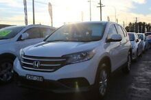 2014 Honda CR-V 30 MY14 VTi (4x2) White 6 Speed Manual Wagon South Maitland Maitland Area Preview