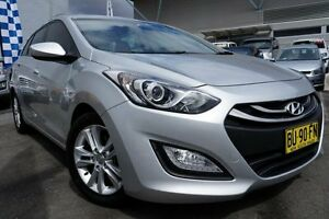2012 Hyundai i30 GD Active Tourer Silver 6 Speed Sports Automatic Wagon Pearce Woden Valley Preview