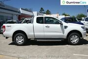 2016 Ford Ranger PX MkII XLT Super Cab Red 6 Speed Sports Automatic Utility Hillcrest Logan Area Preview