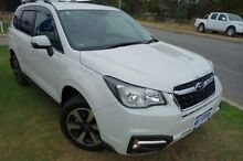 2016 Subaru Forester S4 MY16 2.5i-L CVT AWD White 6 Speed Constant Variable Wagon Silver Sands Mandurah Area Preview