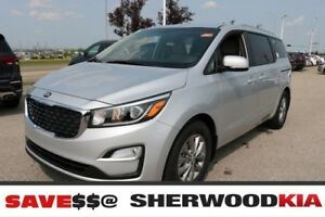 2019 Kia Sedona LX+ WIRELESS CELL CHARGER, SMART POWER LIFT GATE