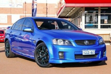 2008 Holden Commodore VE SS Blue 6 Speed Manual Sedan Fremantle Fremantle Area Preview