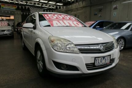 2007 Holden Astra AH MY07 CDX 4 Speed Automatic Wagon
