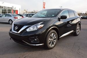 2015 Nissan Murano SL AWD HEATED SEATS Navigation (GPS),  Leathe