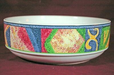 Furio Mesa Footed Round Vegetable Bowl 9 1/8