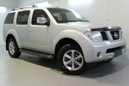 2009 Nissan Pathfinder  Silver Auto Seq Sportshift Wagon Launceston 7250 Launceston Area Preview