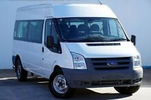 2011 Ford Transit VM Mid Roof White 6 Speed Manual Bus Blacktown Blacktown Area Preview