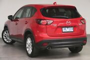 2012 Mazda CX-5 KE1021 Grand Touring SKYACTIV-Drive AWD Red 6 Speed Sports Automatic Wagon Southbank Melbourne City Preview