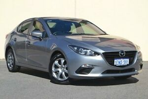 2014 Mazda 3 BM5278 Neo SKYACTIV-Drive Silver 6 Speed Sports Automatic Sedan Midland Swan Area Preview