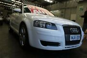 2007 Audi A3 8P Sportback 2.0 TDI Ambition 6 Speed Direct Shift Hatchback Mordialloc Kingston Area Preview