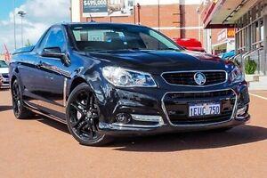 2015 Holden Ute VF MY15 SS V Ute Redline Black 6 Speed Sports Automatic Utility Fremantle Fremantle Area Preview