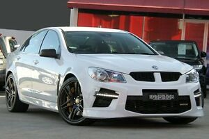 2013 Holden Special Vehicles GTS GEN F White 6 Speed Manual Sedan Petersham Marrickville Area Preview