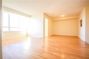 Bright And Spacious 1070Sqft 2+Den(Can Be 3rd Bedroom) Has Spec
