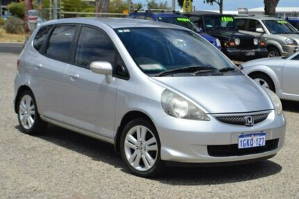 2007 Honda Jazz GD VTi Silver 7 Speed Constant Variable Hatchback Pearsall Wanneroo Area Preview